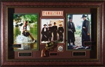 Tombstone Autographed Home Theater Display