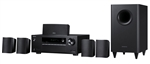 Onkyo - Home Theater System ONK-HT-S3800