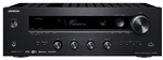 Onkyo - Network Stereo Receiver with Built-In Wi-Fi & Bluetooth ONK-TX-8140