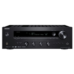 Onkyo - Network Stereo Receiver with Built-In Wi-Fi & Bluetooth ONK-TX-8160