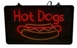 LED Hotdog Lighted Sign by Paragon 1099