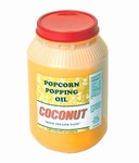 Coconut Popcorn Popping Oil - Gallon