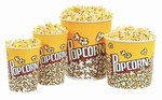 Popcorn Bucket-Medium- 46 oz. Paragon 1065