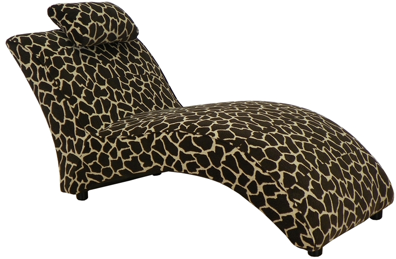 Giraffe Diva Shoe Chair by Piedmont PDMLRSCGiraffe