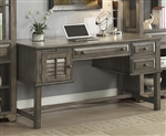 Austin 60 Inch Writing Desk in Earl Grey Finish by Parker House - AUS-985