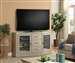 Cosmopolitan 65 Inch TV Console in Greige Finish by Parker House - COS-65