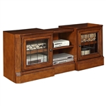 Huntington X-pandable Console 48-72 Inch in Chestnut Finish by Parker House - HUN-415X