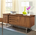 Madison Credenza in Burnished Amber Finish by Parker House - MAD-360C