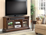Marquis 65 Inch TV Console in Vintage Sienna Finish by Parker House - MAR-63