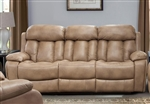 Baron Power Dual Reclining Sofa in Balsam Color Cover by Parker House - MBAR-832P-BA
