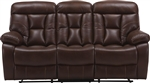Berlin Power Dual Reclining Sofa in Walnut Color Cover by Parker House - MBER-832P-WAL