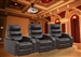 Genesis Truffle Brown Power Theater Seating by Parker House - MGEN-812P-TRU-3