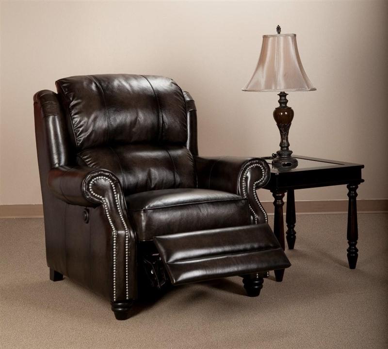 Leather Sofa Repairs Bromley: Twain Power Dual Reclining Sofa In Smoke Black Two Toned