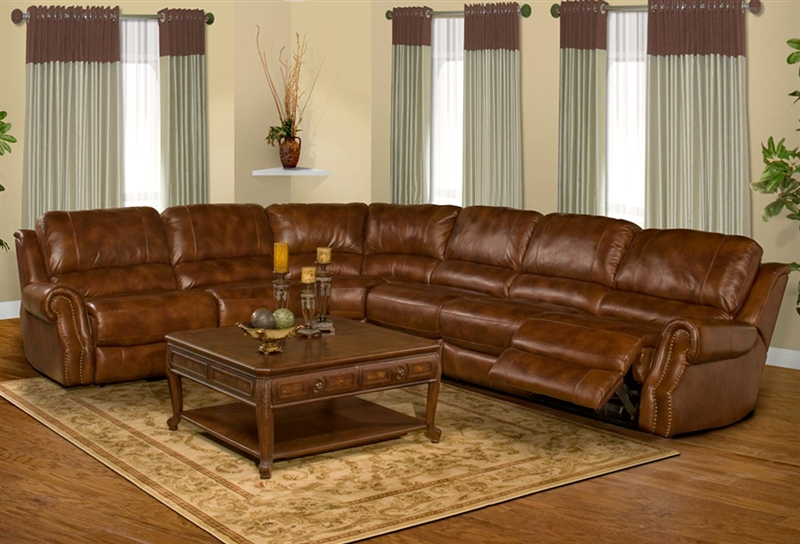 coffee leather piece reclining sectional house small sofas with chaise lounge brown