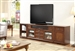 Napa 3 Piece TV Console in Bourbon Finish by Parker House - NAP-912-3