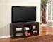 Biscayne 60-Inch TV Console in Merlot Finish by Parker House - PBI-150