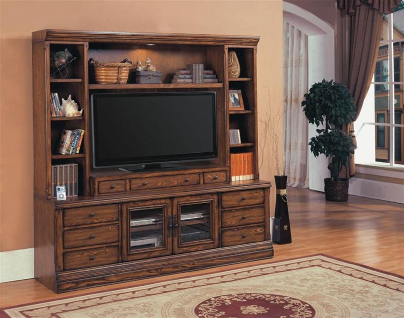 Attractive 50 Inch Entertainment Center Part - 5: Sedona Vista 50-Inch TV Entertainment Center With TV Drawer Box  PH-SED-810-ECB