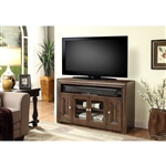 Tempo 50-Inch TV Console in Burnished Dark Mocha Finish by Parker House - TEM-50