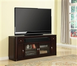 Toronto 72-Inch TV Console in Cabernet Finish by Parker House - TOR-72