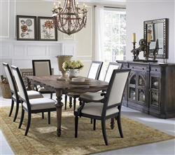 Accentrics Lucia 7 Piece Dining Room Set by Pulaski - PUL-201019