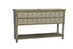 PFC Accents Console Table by Pulaski - PUL-730053