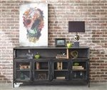 PFC Accents Media Console with Cade Finish by Pulaski - PUL-P006152