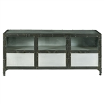 PFC Accents Metal Console with Rustic Finish by Pulaski - PUL-P020449