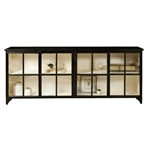 PFC Accents Metal Console with Black Finish by Pulaski - PUL-P020623