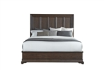 Lindale Oak Finish Bed by Pulaski - PUL-P030170-B