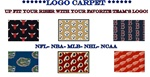 Team Logo Carpet by Row One - ROCPT-00