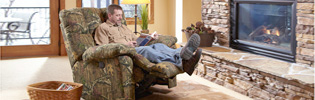 Duck Dynasty Recliners & Chairs