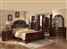 Anondale 6 Piece Bedroom Set in Cherry Finish by Acme - 10310