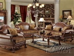 Dresden 2 Piece Living Room Set by Acme - 15160-S