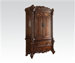 Vendome TV Armoire in Cherry Finish by Acme - 22007