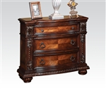 Nathaneal Nightstand in Tobacco Finish by Acme - 22313