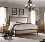 Inverness Bed in Reclaimed Oak Finish by Acme - 26080Q
