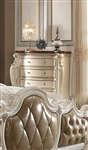 Picardy Chest in Antique Pearl Finish by Acme - 26906