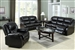 Fullerton 2 Piece Set in Espresso Bonded Leather by Acme - 50560-S