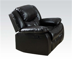 Fullerton Power Recliner in Espresso Bonded Leather by Acme - 50672