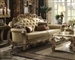 Vendome Sofa in Gold Patina Finish by Acme - 53000
