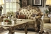 Vendome Loveseat in Gold Patina Finish by Acme - 53001