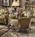 Vendome Chair in Gold Patina Finish by Acme - 53002