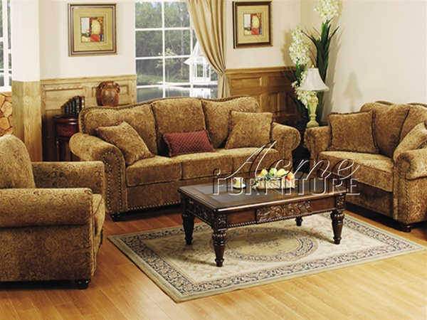 2 Piece Glory Sofa Set By Acme 5870s