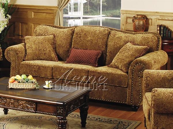 2 Piece Glory Sofa Set By Acme 5870s