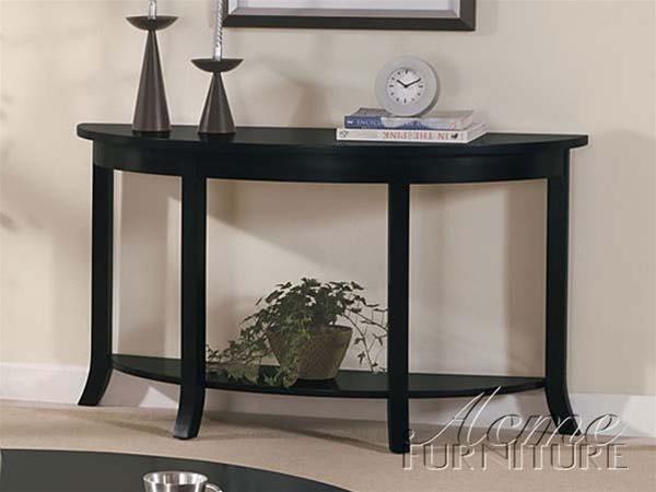 Gardena sofa table in dark espresso finish by acme 8002 watchthetrailerfo