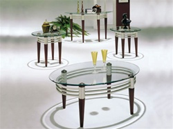 Marseille 4 Piece Accent Table Set by Acme - 8137A