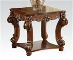 Vendome End Table in Cherry Finish by Acme - 82001