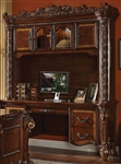 Vendome 2 Piece Credenza and Hutch / Bookcase in Cherry Finish by Acme - 92128