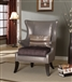 Chantelle Accent Chair by Acme - 96206