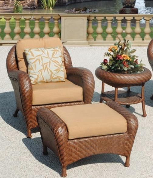 Remarkable Villanova Woven Outdoor Club Chair By Bridgeton Moore 10706630 Cjindustries Chair Design For Home Cjindustriesco